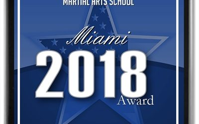 Cardoso Jiu Jitsu named Best Martial Arts School in Miami